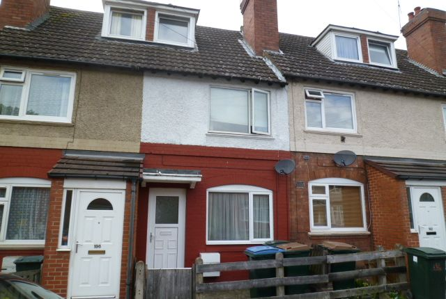 Thumbnail Terraced house to rent in St Georges Road, Stoke, Coventry