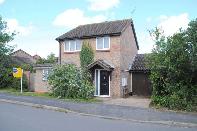 Thumbnail Detached house for sale in Wentworth Avenue, Wellingborough