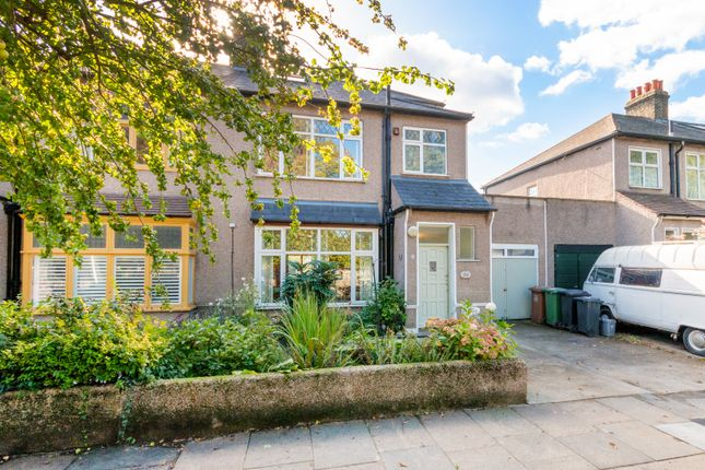 Thumbnail Semi-detached house for sale in Brockley Grove, London