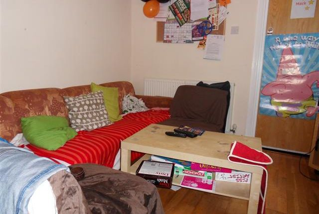 Thumbnail Terraced house to rent in Treherbert St, Cardiff