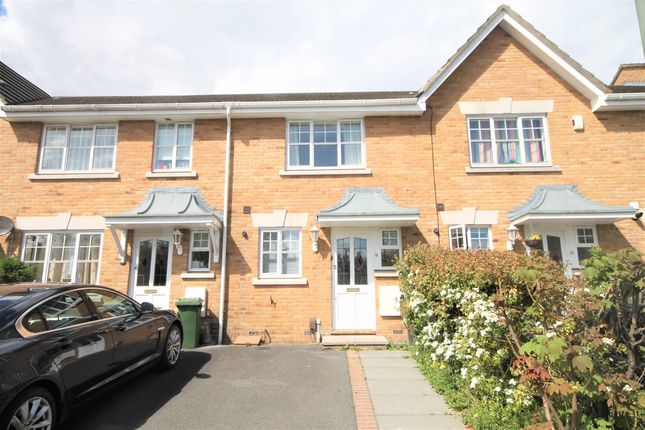 Thumbnail Terraced house to rent in Farrier Close, Bickley, Bromley