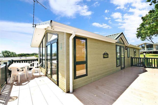 Thumbnail Mobile/park home for sale in Nodes Point, St Helens, Ryde, Isle Of Wight