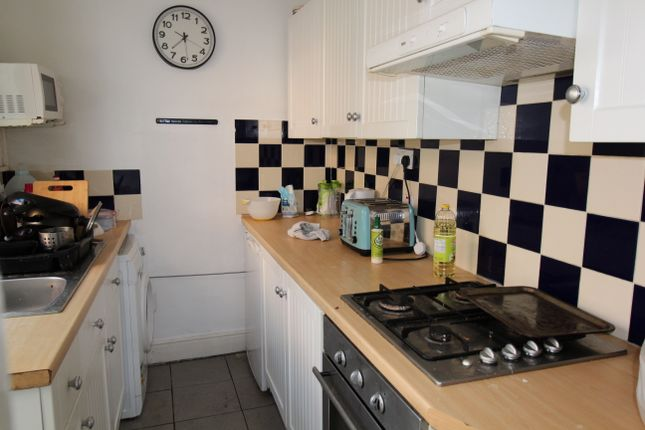 Thumbnail Shared accommodation to rent in Harcourt Street, Derby