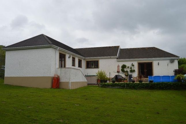Thumbnail Bungalow to rent in Bronwydd Arms, Carmarthen