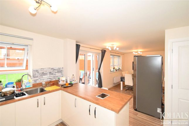 Kitchen of Gregory Way, Wigston, Leicestershire LE18