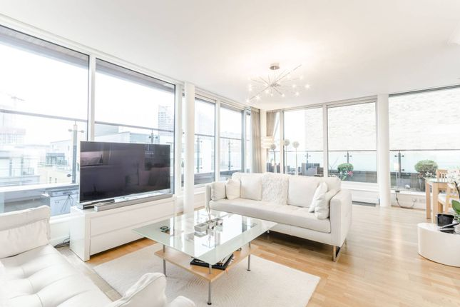 2 bed flat for sale in Boardwalk Place, Canary Wharf