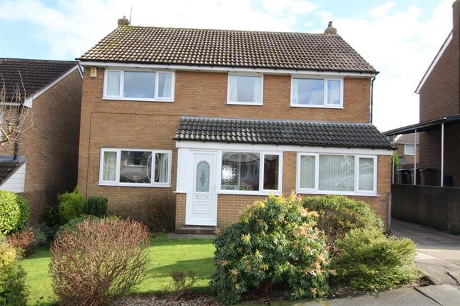 Thumbnail Detached house for sale in Grasleigh Avenue, Bradford