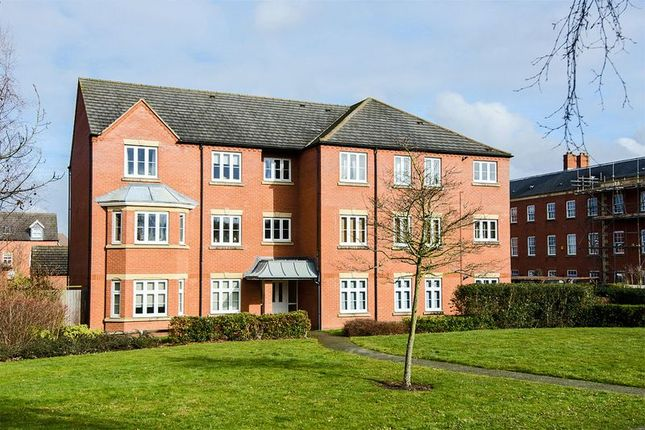 Thumbnail Flat to rent in Boathouse Field, Lichfield
