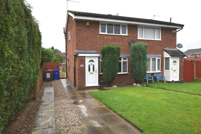 Thumbnail Semi-detached house for sale in Pacific Road, Trentham, Stoke-On-Trent