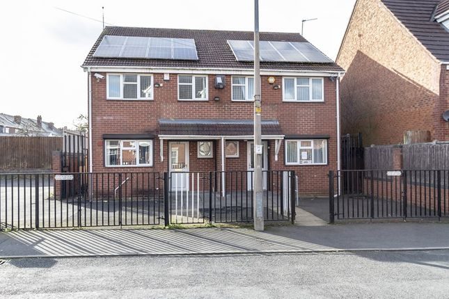 Thumbnail Semi-detached house for sale in Marshall Street, Smethwick