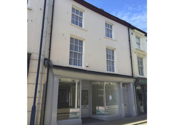 Thumbnail Property to rent in 4 Market Street, Aberystwyth, Ceredigion