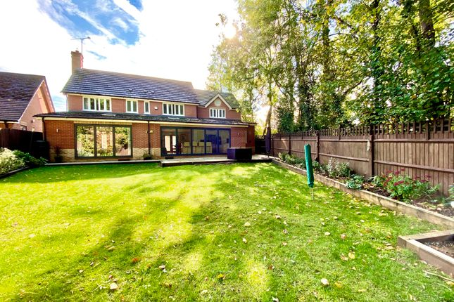 Detached house for sale in John Morgan Close, Hook