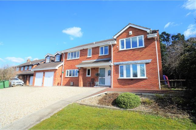 Thumbnail Detached house for sale in Albion Crescent, Lincoln