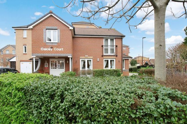 Thumbnail Property for sale in Oakley Road, Southampton