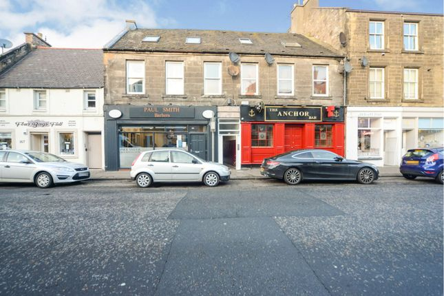 Front of Brunton Court, North High Street, Musselburgh EH21