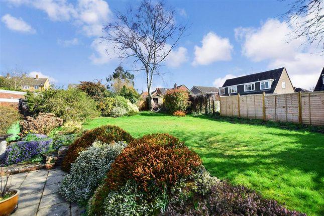 Rear Garden of Abingdon Road, Maidstone, Kent ME16