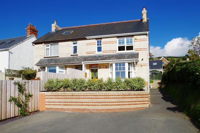 Thumbnail Semi-detached house for sale in Lower Park Road, Braunton
