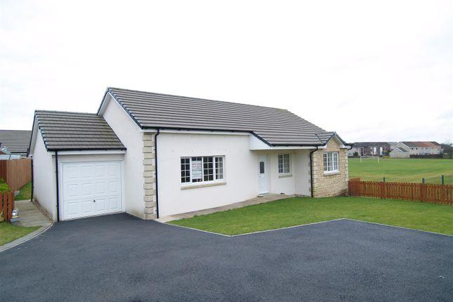Thumbnail Bungalow for sale in Kenneth Court, Kennoway, Leven