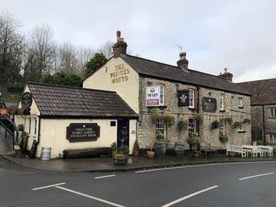 Thumbnail Pub/bar to let in Princes Motto, Barrow Street, Barrow Gurney, Bristol, Avon