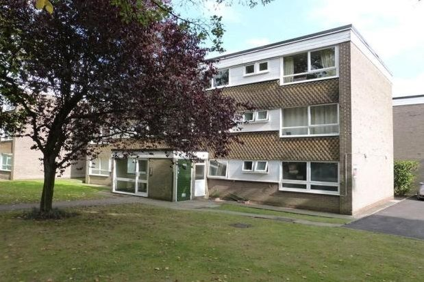 Thumbnail Flat to rent in St. Bernards Road, Solihull