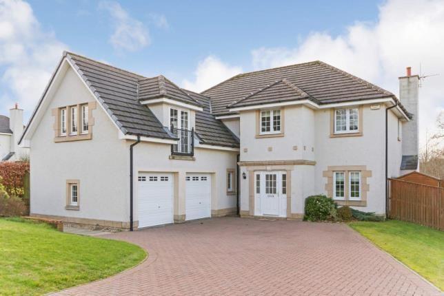 Thumbnail Detached house for sale in Torrance Avenue, Calderglen Meadow, East Kilbride, South Lanarkshire