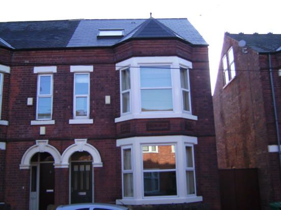 Thumbnail Detached house to rent in Johnson Road, Nottingham