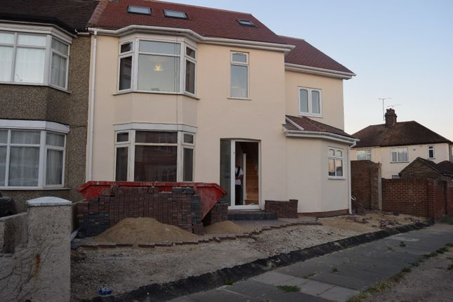Thumbnail Detached house for sale in Oval Gardens, Grays