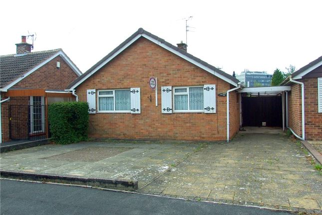 Thumbnail Detached bungalow for sale in Kedleston Close, Allestree, Derby