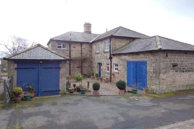 Thumbnail Detached house for sale in Scots Gap, Morpeth