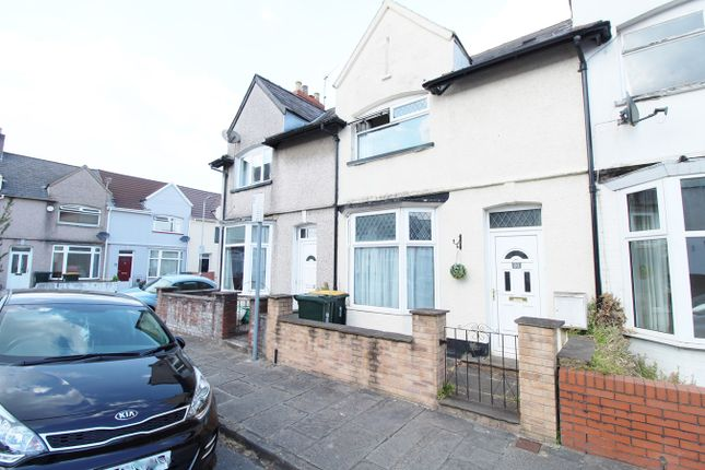 Thumbnail Terraced house for sale in Colne Street, Newport