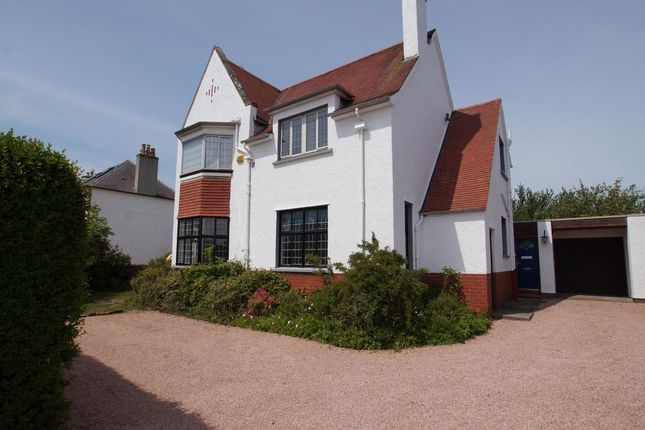 Thumbnail Detached house for sale in Leven Road, Lundin Links, Leven