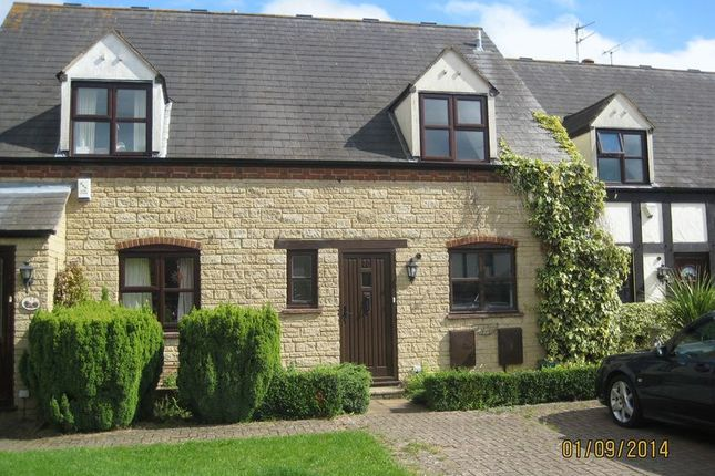 Thumbnail Terraced house to rent in Farriers Reach, Bishops Cleeve, Cheltenham
