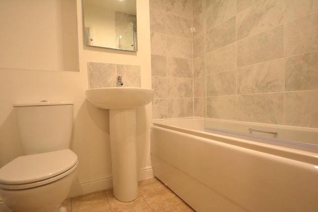 Family Bathroom of Cornflower Close, Whittlesey, Peterborough PE7