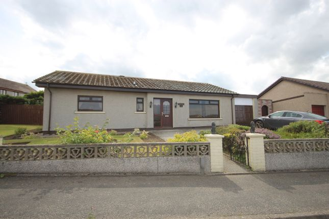Thumbnail Detached bungalow for sale in 1 Cromarty View, Banff