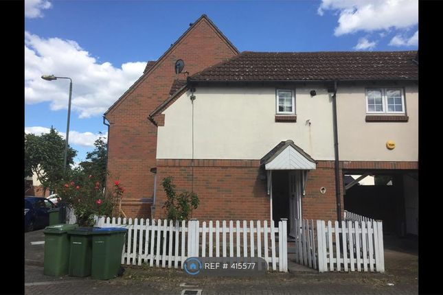 Thumbnail Semi-detached house to rent in Nickelby Close, London