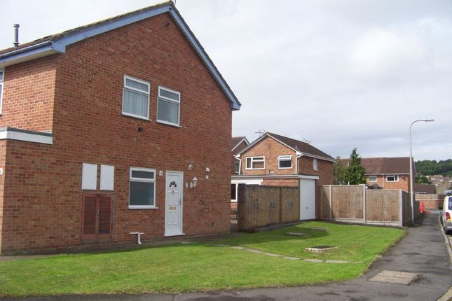 Thumbnail Flat to rent in Cresswell Close, Worle, Weston-Super-Mare