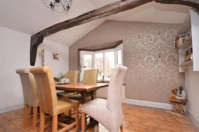 Thumbnail Semi-detached house for sale in Queen Street, Great Oakley, Harwich