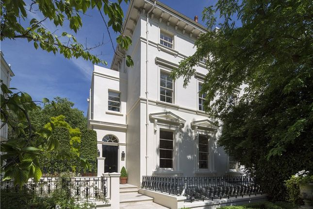 Thumbnail Detached house to rent in Warwick Avenue, Little Venice, London