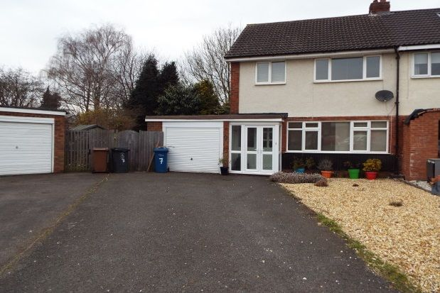 Thumbnail Property to rent in St Johns Close, Lichfield