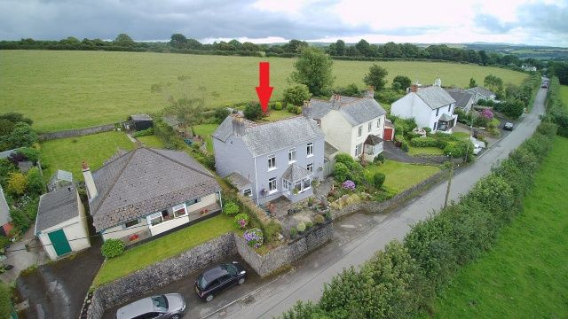 Thumbnail Detached house for sale in St. Breward, Bodmin