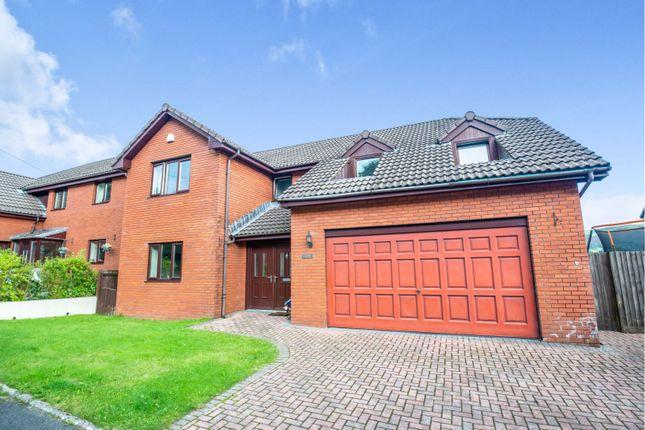 Thumbnail Detached house for sale in Heol Pen-Y-Parc, Pontypridd