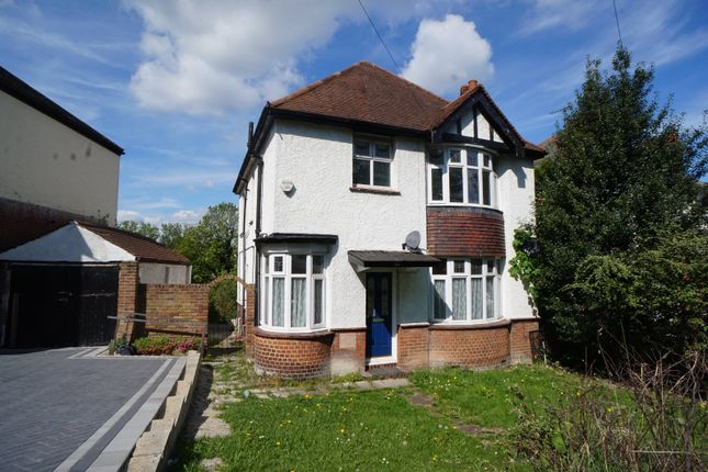 Thumbnail Detached house to rent in Maidstone Road, Chatham, Kent
