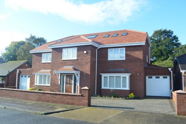 Thumbnail Detached house for sale in Baroncroft Road, Woolton, Liverpool