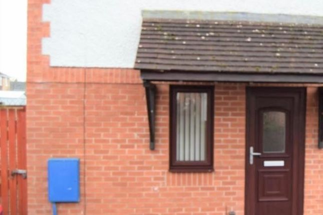 Thumbnail Terraced house to rent in Fulford Walk, Etterby, Carlisle