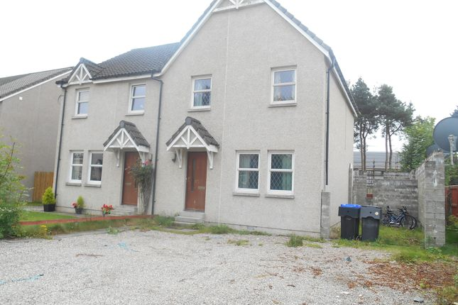 Thumbnail Semi-detached house to rent in Beech Tree Road, Banchory