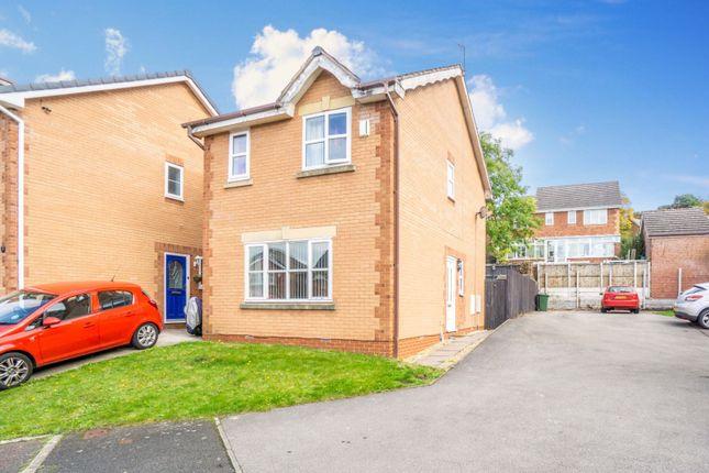 Thumbnail Detached house for sale in Heatley Close, Prenton