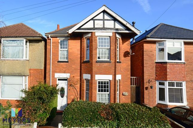 Thumbnail Detached house for sale in Kimberley Road, Southbourne