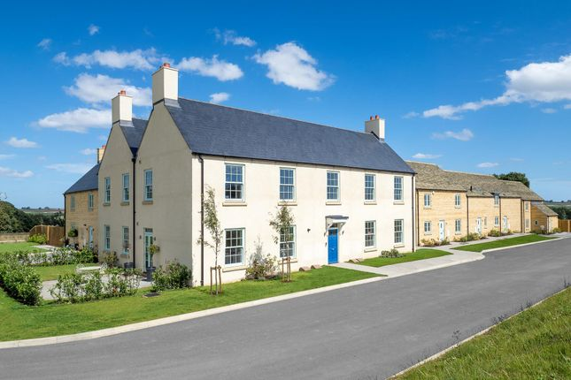 Thumbnail Flat for sale in Little Windrush, Burford, Gloucestershire