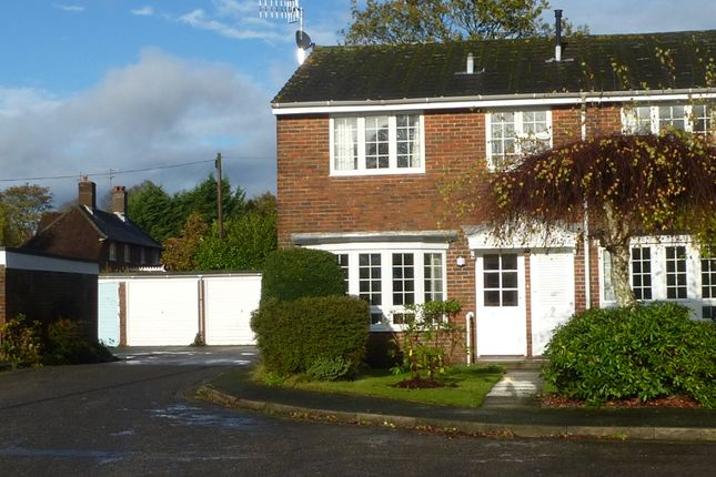 Thumbnail 3 bed semi-detached house to rent in Oaklands, Haslemere