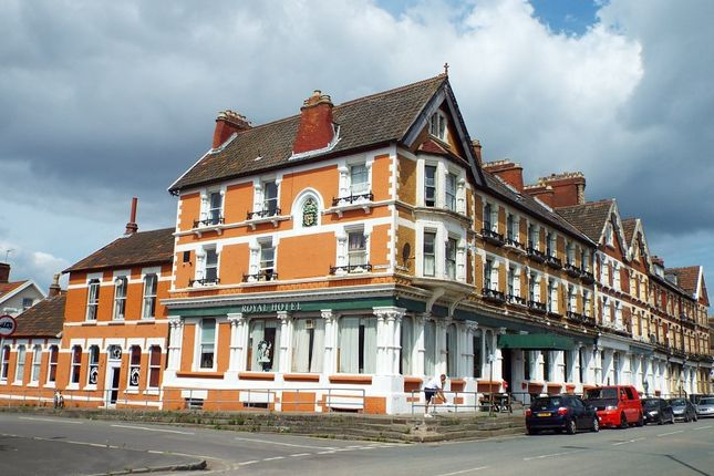 Thumbnail Hotel/guest house for sale in The Royal Hotel, 28 Gloucester Road, Avonmouth, Bristol